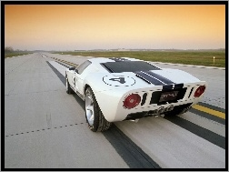 Pas Startowy, Ford GT