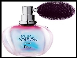 Perfumy, Poison, Pure, Flakon, Dior