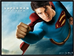pięść, Brandon Routh, Superman Returns, leci