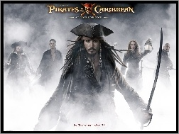 Johnny Depp, Pirates of the Caribbean, Piraci z Karaibów, Aktor