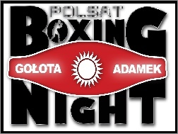 Night, Polsat, Boxing