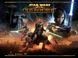 Postacie, Star Wars, Gra, Old Republic