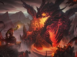 Deathwing, Postacie, World of Warcraft: Cataclysm, Gra, Thrall