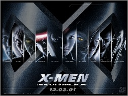 Postacie, Film, X-men