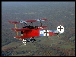 Fokker, Red, Baron