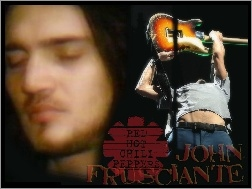Red Hot Chili Peppers, John Frusciante