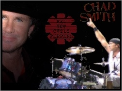 perkusja, Red Hot Chili Peppers, Chad Smith