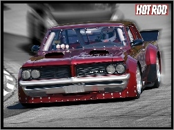 Rod, Pontiac GTO, Hot