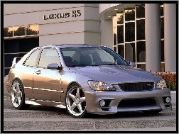 RS, Lexus IS, Tuning