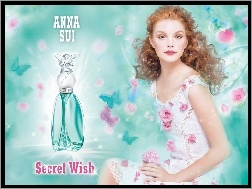 Secret Wish, Anna Sui, Perfumy