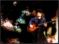 Serial Experiments Lain, gitara