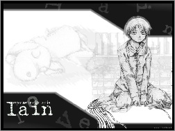 Serial Experiments Lain, istota