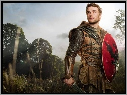 Peter Mooney, Camelot, Serial, Rycerz