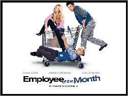 Dane Cook, Jessica Simpson, Employee Of The Month, Dax Shepard
