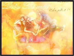 Sofa, Axis Powers Hetalia, Postacie