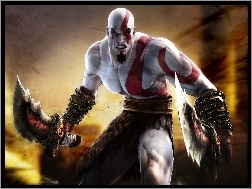 Soul Calibur IV, Kratos