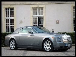 Stalowy, Rolls-Royce Phantom Coupe
