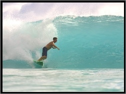 Surfing, Fale