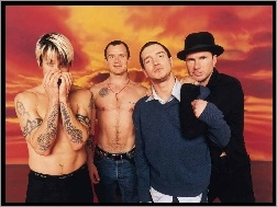 tatuaże, Red Hot Chili Peppers, zespół