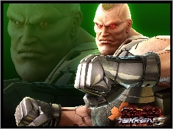 Tekken 5 Dark Ressurection, Jack 5