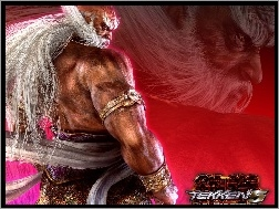 Tekken 5 Dark Ressurection, Jimpanchi