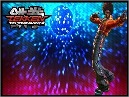 Tekken Tag Tournament 2, Tiger Jackson