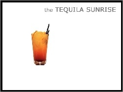 Drinki, Tequila Sunrise