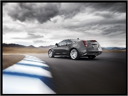 Test, Cadillac CTS-V, Tor