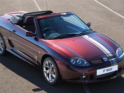 MG TF 85th Anniversary Limited Edition, 2009