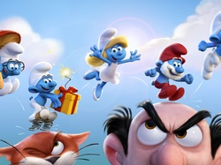 The Smurfs, Bajka, Smerfy