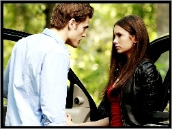 The Vampirie Diaries, Stefan, Elena