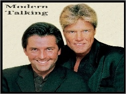 Thomas Anders, Modern Talking, Dieter Bohlen