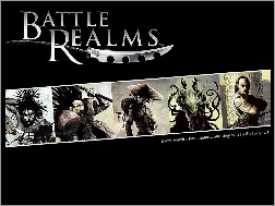 Tło, Battle Realms, Czarne
