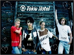 Georg, Tom Bill , zespół , Tokio Hotel, Gustay