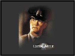 twarz, Tom Hanks, The Green Mile, mundur
