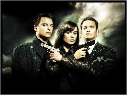 Kai Owen, John Barrowman, Torchwood, Eve Myles