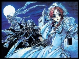 Manga, Trinity Blood