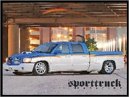 Truck, Dodge Dakota, Sport