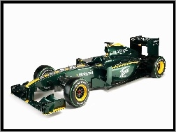 Tune Group, Zielony, F1, Lotus