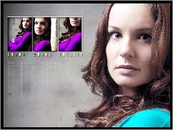 twarz, Prison Break, Sarah Wayne Callies