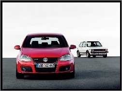 Volkswagen Golf 5, Volkswagen Golf 1