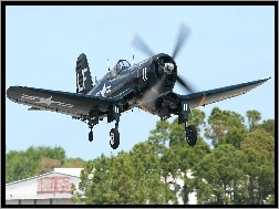 Vought F4U-4B Corsair
