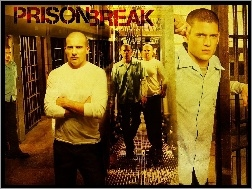 więzienie, Wentworth Miller, Prison Break, Dominic Purcell