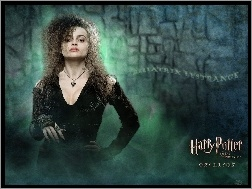 Wiedźma, Harry Potter, Bellatrix Black