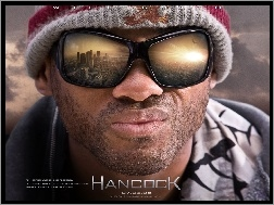 Will Smith, Hancock, okulary