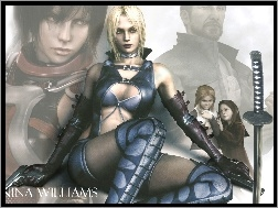 Anna Williams, Death By Degrees, Nina Williams