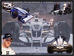 Williams, Formuła 1, BMW Sauber