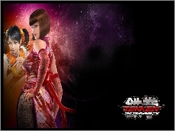 Ling Xiaoyu, Tekken Tag Tournament 2, Kobiety, Anna Williams