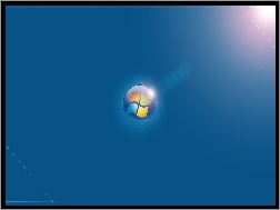 Logo, Windows, Seven