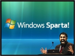 Windows Sparta